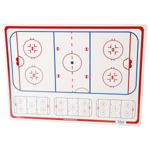 Tablica trenerska BLUE SPORTS Rigid Board 112 x 81 cm - 4mm