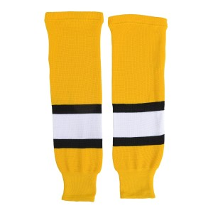 Getry hokejowe NHL Boston Bruins  - żółte